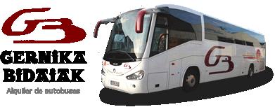 Gernika Bidaiak – Alquiler de autobuses
